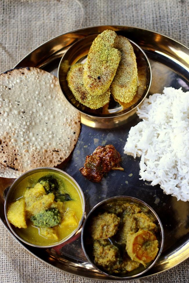 Goan Thali