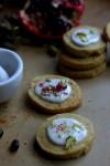 Cardamom-Pistachio cookie